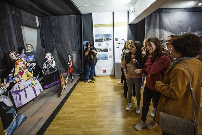 Reinterpretando el Museo del Prado Rueda Villaverde
