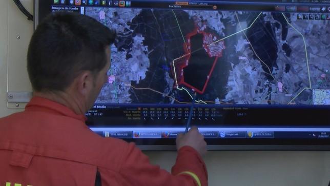 La Junta activa la alerta por incendios hasta el 4 de abril