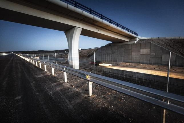 La A-11 Santiuste - El Burgo de Osma se abrirá en un mes