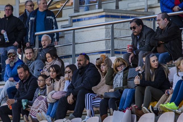 El Manchego se vuelve a dar una alegría Rueda Villaverde