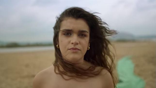 Amaia Romero estrena 'El relámpago', su primer single