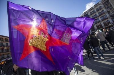 PCAS e IU reivindican la figura de la comunera María Pacheco