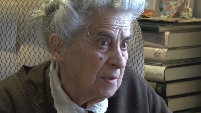 La primera alcaldesa segoviana Olga Rubio