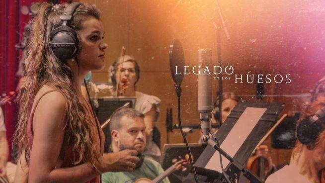 Amaia Romero pone su música a 'Legado en los huesos'