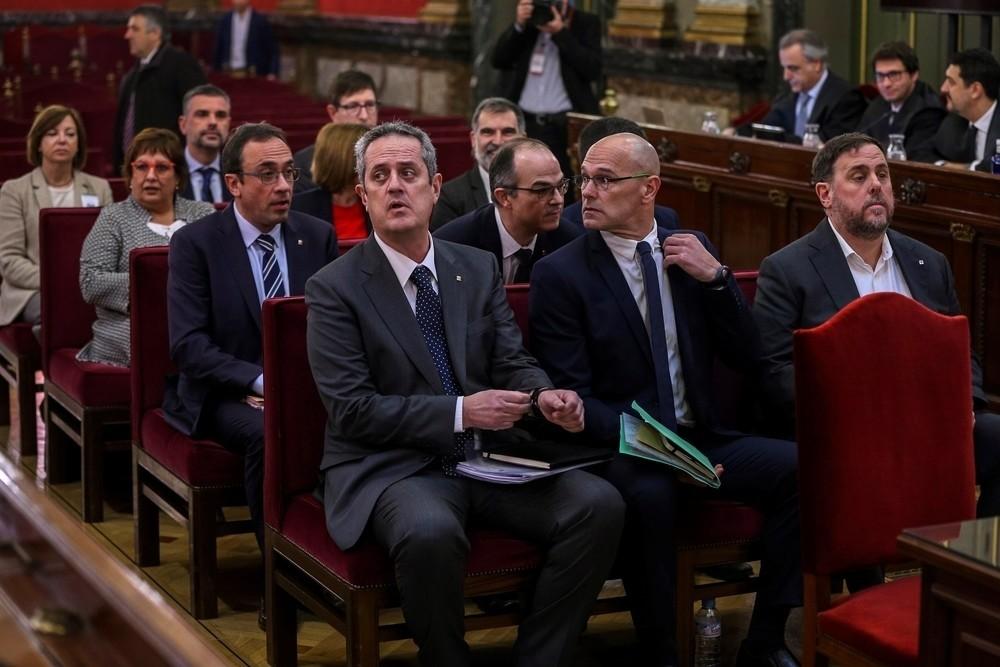 Respeto y crítica: Navarra se divide a la sentencia Procés