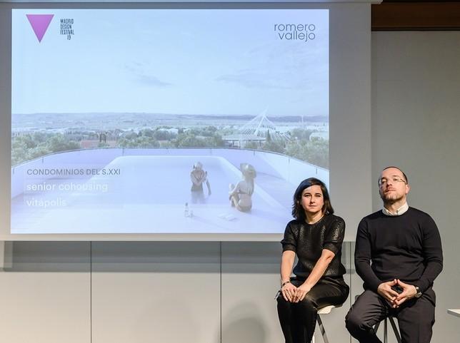 Vitápolis, protagonista en el 'Madrid Design Festival'