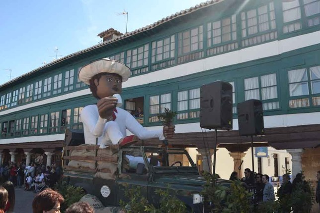 Harúspices triunfa en Almagro con 'Esencia de China'