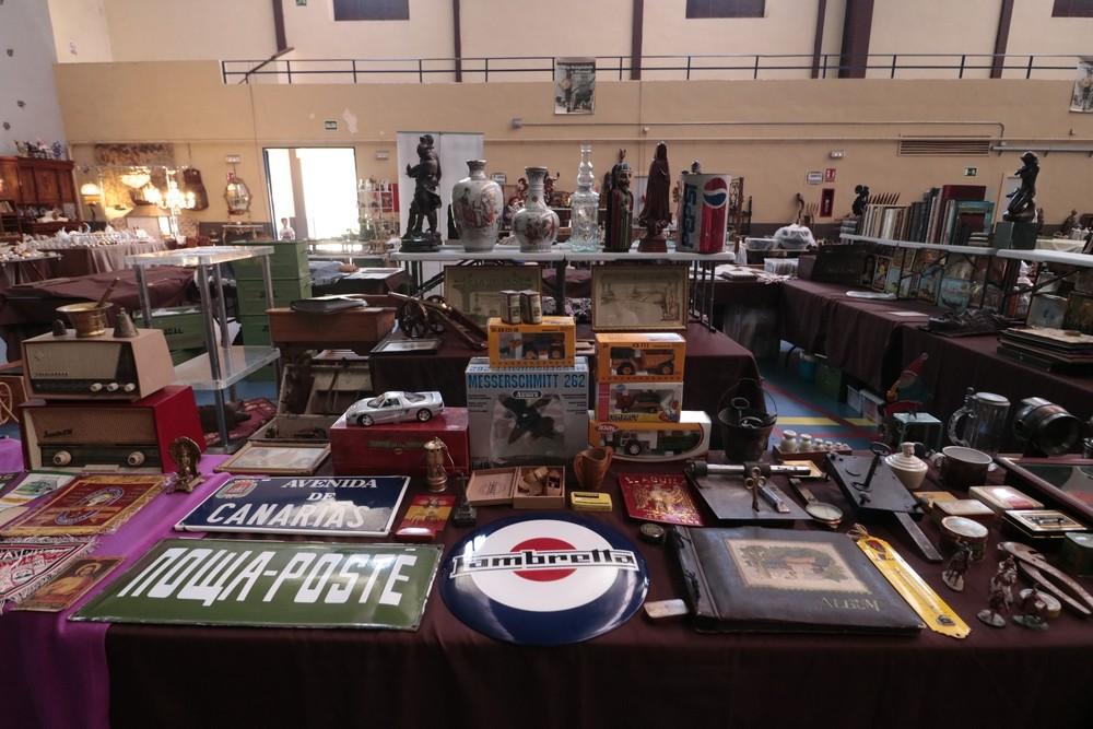 La Feria de Antigüedades regresa a Aguilar
