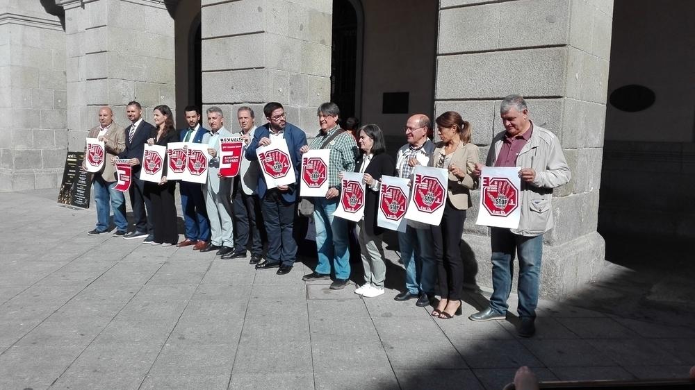 La ciudad se suma a la preocupación de la 'España Vaciada'