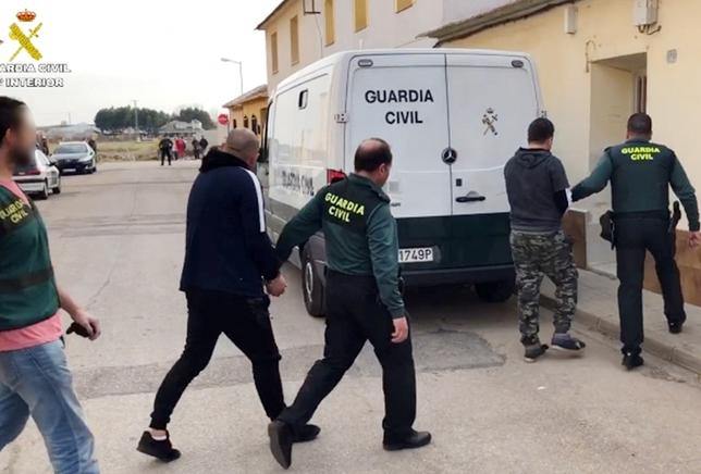 Los detenidos de Socuéllamos utilizaban explosivo yihadista