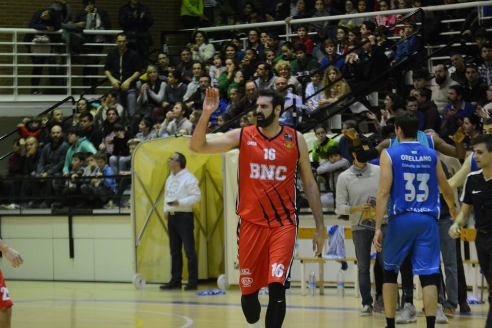 Basket Navarra se estrena en liga fuera de casa