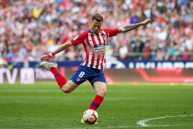 El Atlético deja los deberes hechos antes de ir a Turín Rodrigo Jiménez