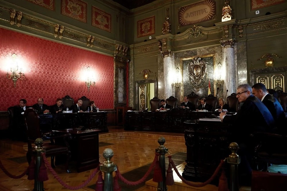 El Supremo rebaja las penas del caso Alsasua