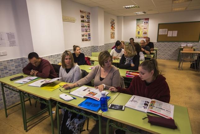 200 alumnos podrán cursar el nivel avanzado de C2 en la EOI Rueda Villaverde