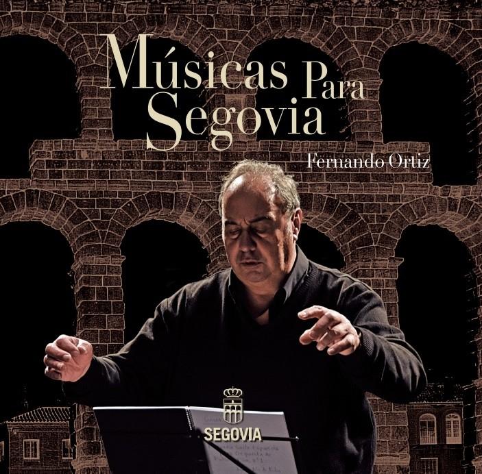 Fernando Ortiz presenta su nuevo disco Músicas de Segovia