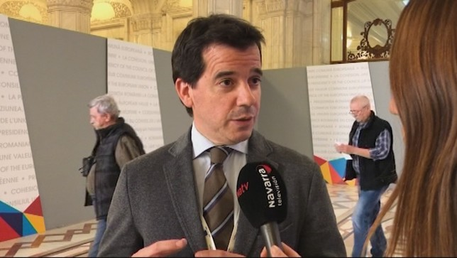 Mikel Irujo: