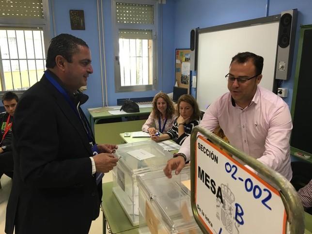 Romero apunta a unas elecciones