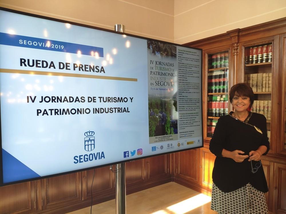 Segovia reúne referentes nacionales de patrimonio industrial