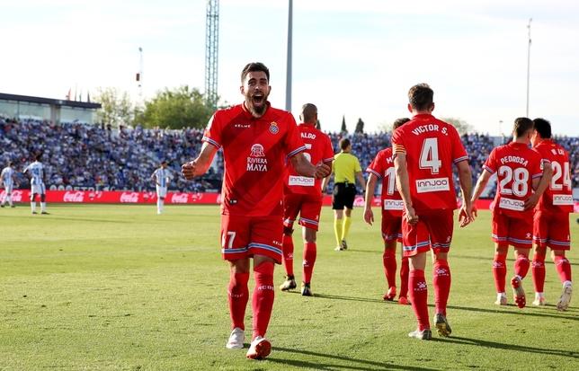 El gol español es de origen gallego