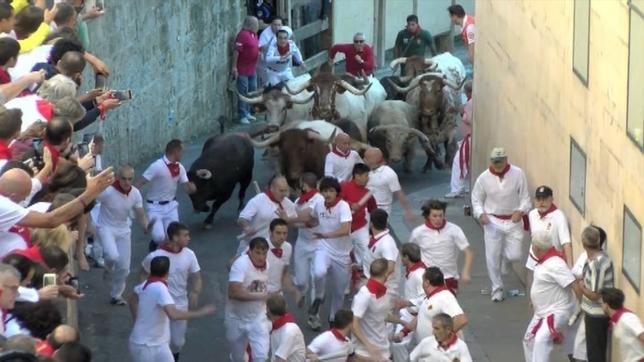 Los toros volverán a subir Santo Domingo este fin de semana