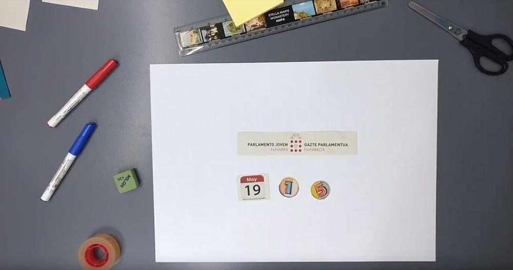 Se abre el plazo para entrar en el Parlamento Joven de Navarra