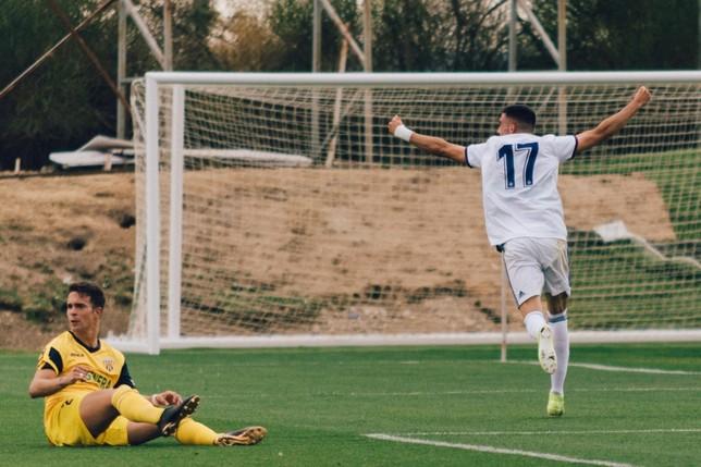 Valladolid 4-1 Izarra