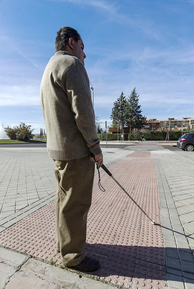 «La discapacidad es siempre lo último que se aborda» David Pérez