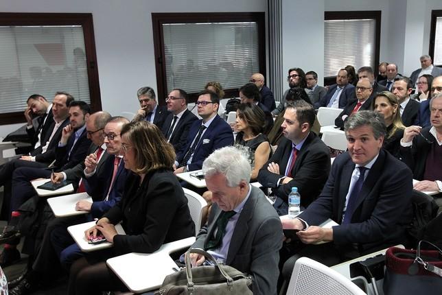 Marcos invita a «invertir y vivir» en Palencia