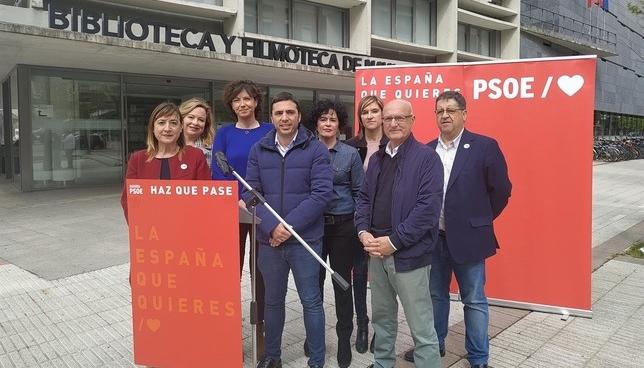 PSN defiende un pacto para proteger e impulsar la cultura