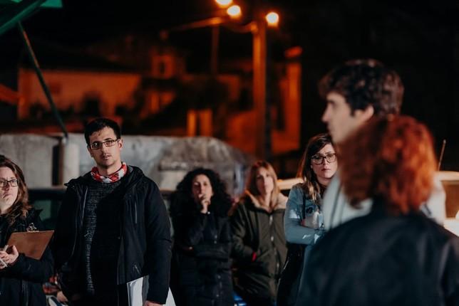 Lezana de Mena vuelve al 96 en dos noches de rodaje