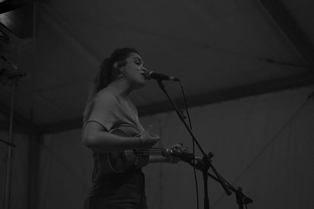 Amaia Romero regresa a Rock Camp