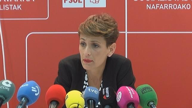 PSN cierra las puertas a acuerdos con EH Bildu y PP