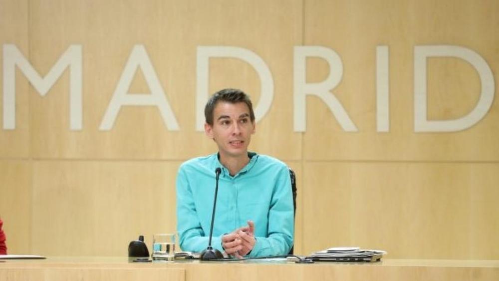 Más Madrid expulsa a Pablo Soto