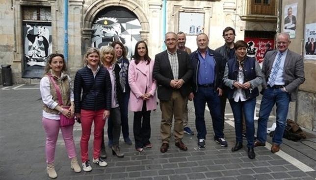 Maya critica el aumento de atropellos y delitos en Pamplona