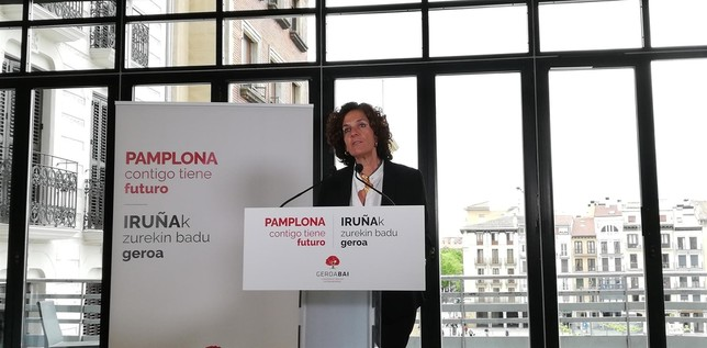 El equilibrio entre barrios, eje de Geroa Bai para Pamplona Europa Press