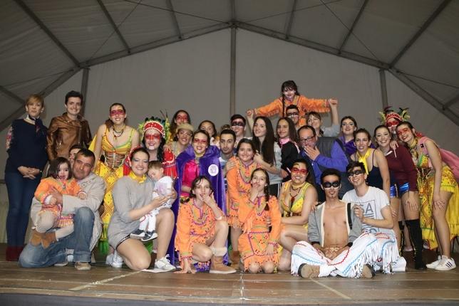 Los Amigos del Arte y Las Musas reinan en Manzanares