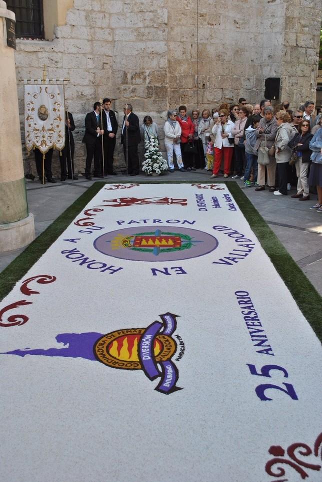 Valladolid festeja su patrón
