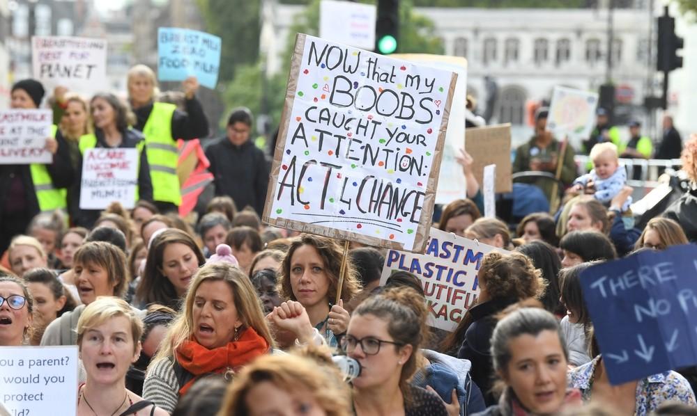 Las protestas por el clima dejan cientos de detenidos