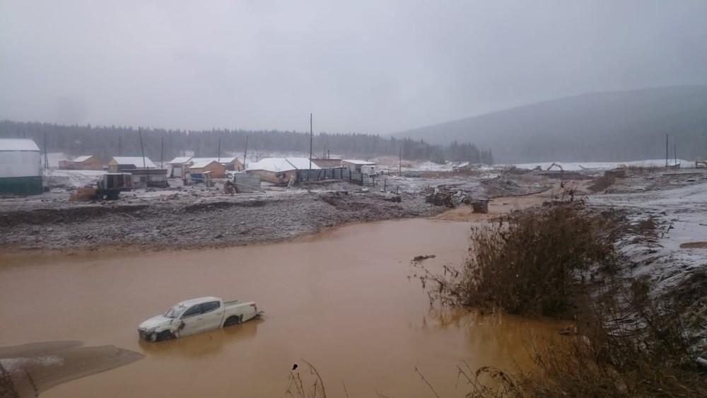 Al menos 15 muertos tras el derrumbe de una presa en Siberia