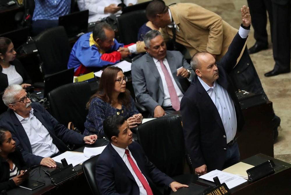 Diputados del Bloque de la Patria se unieron a la Asamblea Nacional
