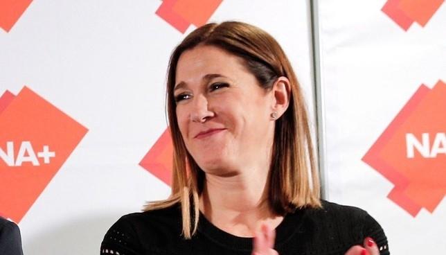 Ruth Goñi, portavoz adjunta de Ciudadanos en el Senado