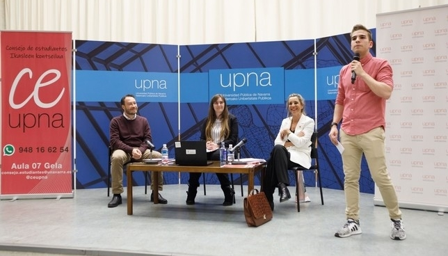 La UPNA acude mañana a las urnas para elegir a su rector Europa Press