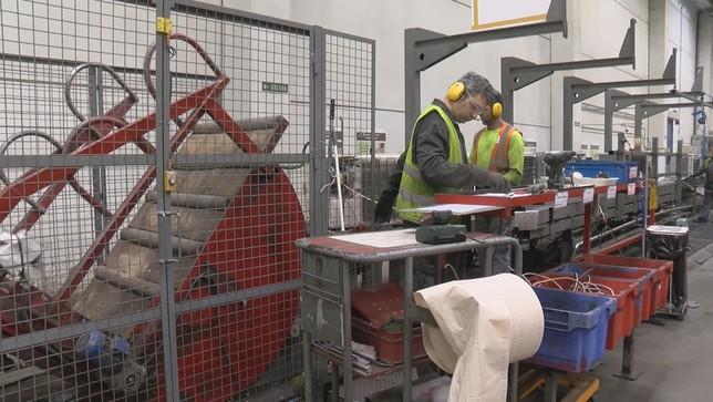 Recicladas 50.000 toneladas de tecnología en doce años