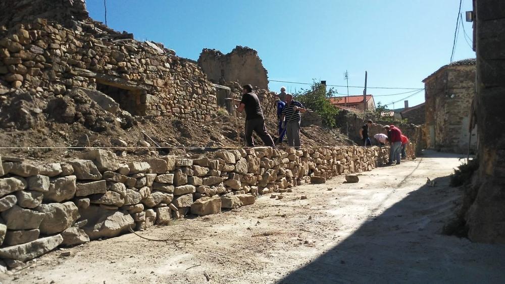 Manos a la obra por la recuperación de Sarnago