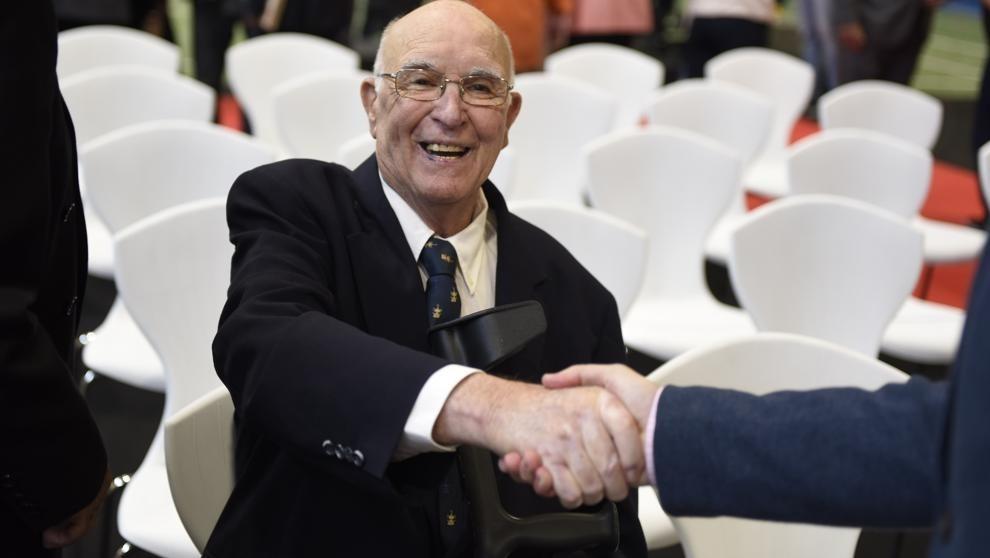 Fallece el extenista Andrés Gimeno