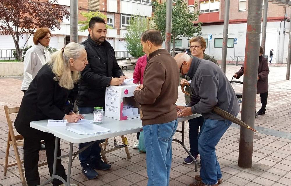 Las Delicias vota la reapertura del centro de Especialidades