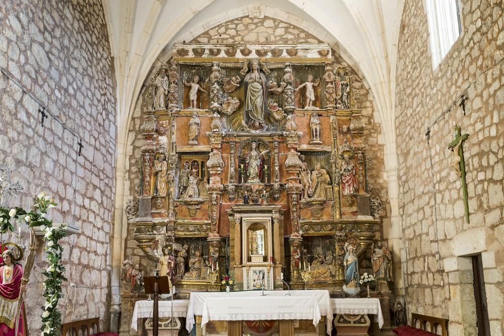 Crowdfunding para el retablo de Felipe Bigarny | Noticias Diario ...