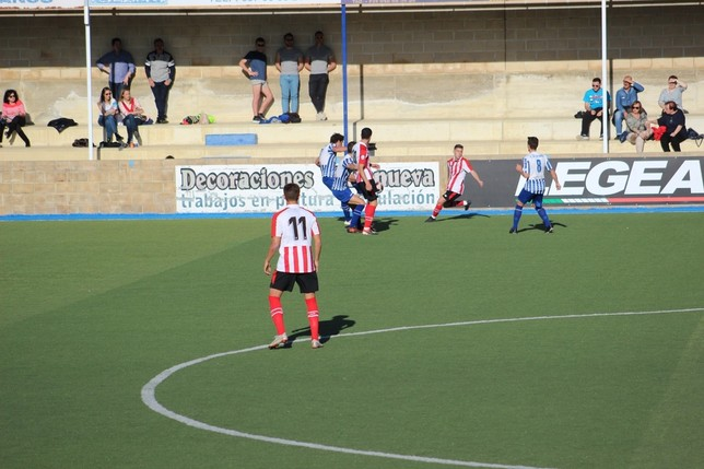 Otra empate sin goles del Izarra, y van catorce