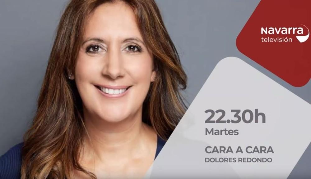 La escritora Dolores Redondo se sienta hoy 'Cara a Cara'