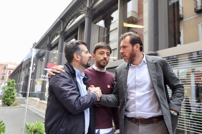 """Puente: """"Cada cosa que consigue el PSOE es luchando"""